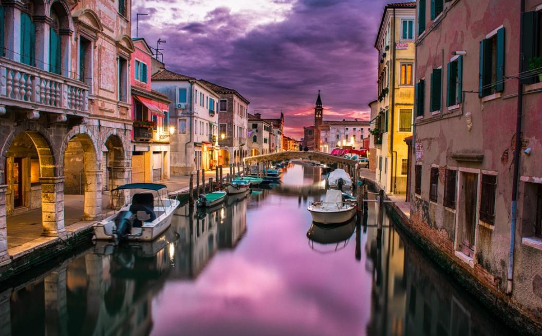 krásné Benátky
